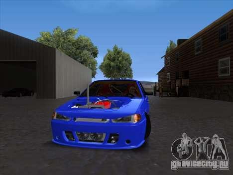 VAZ 2114 Sport для GTA San Andreas вид слева
