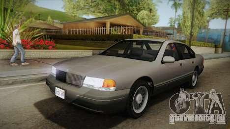 Willard Elegant SA Style для GTA San Andreas