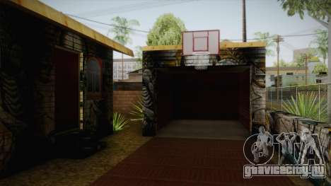 Big Smoke New Home для GTA San Andreas второй скриншот