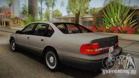 Willard Elegant SA Style для GTA San Andreas вид слева