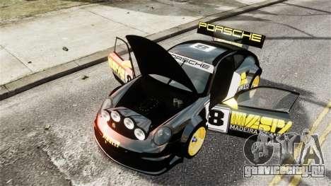 Porsche Rallye Vespas 911 GT3 RSR для GTA 4 вид сбоку