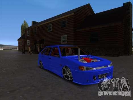 VAZ 2114 Sport для GTA San Andreas