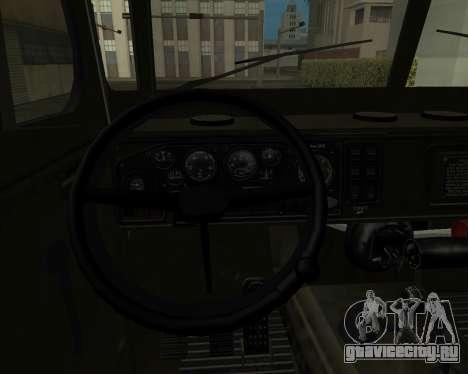 Ural 4320 Armenian для GTA San Andreas вид сбоку