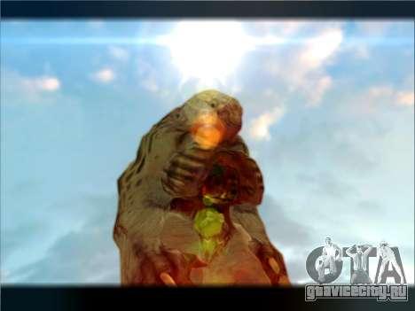Berzerker from DOOM 3 для GTA San Andreas второй скриншот