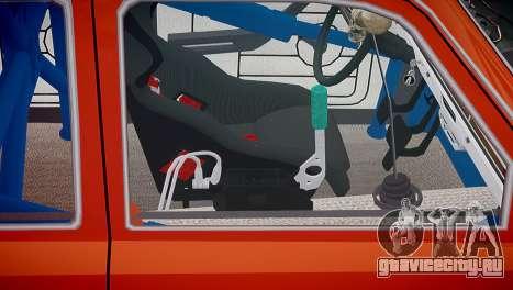 ГАЗ 24 для GTA 4 вид справа