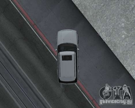 Range Rover Armenian для GTA San Andreas вид справа