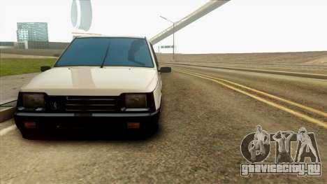 ВАЗ 1111 для GTA San Andreas вид слева