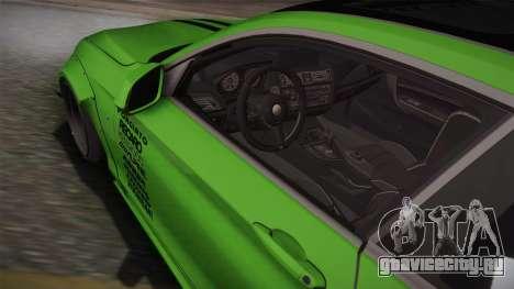 BMW M235i 69Works для GTA San Andreas вид изнутри