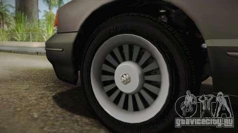 Willard Elegant SA Style для GTA San Andreas вид сзади