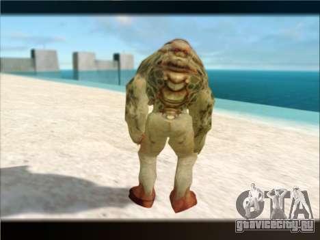 Berzerker from DOOM 3 для GTA San Andreas четвёртый скриншот
