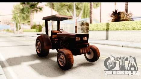 Modern Tractor для GTA San Andreas