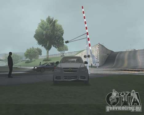 Chevrolet Aveo Armenian для GTA San Andreas салон