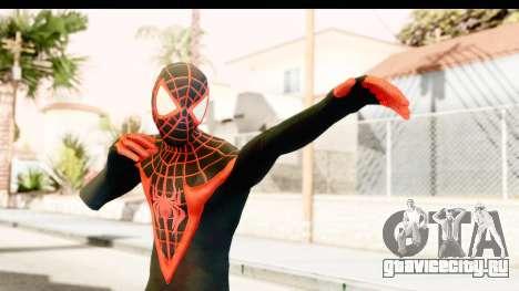 Marvel Heroes - Miles Morales для GTA San Andreas