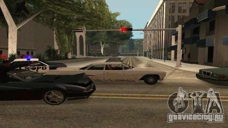 Cheetah Mod v1.1 для GTA San Andreas четвёртый скриншот