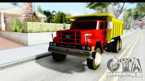 Desoto AS 950 для GTA San Andreas