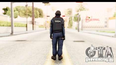 CS:GO - GIGN для GTA San Andreas третий скриншот