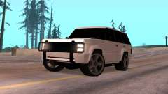 Huntley Rover для GTA San Andreas