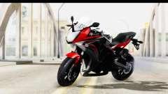 Honda CBR650F для GTA San Andreas