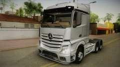 Mercedes-Benz Actros Mp4 6x4 v2.0 Steamspace v2