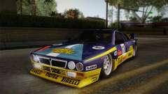 Lancia Rally 037 Stradale (SE037) 1982 HQLM PJ1 для GTA San Andreas