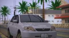 Toyota Corolla 120 для GTA San Andreas