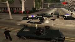 Cheetah Mod v1.1 для GTA San Andreas