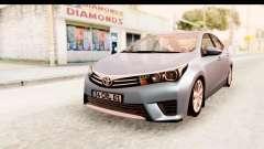 Toyota Corolla 2014 IVF