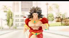 Dragon Ball Xenoverse Broly SSJ4