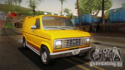 Ford E-150 Commercial Van 1982 2.0 IVF для GTA San Andreas