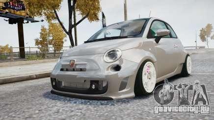 Fiat 500RB для GTA 4