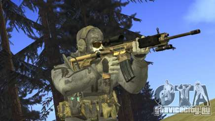 HK416A5 для GTA San Andreas