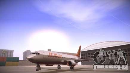 Boeing 737-800 Jeju Air для GTA San Andreas