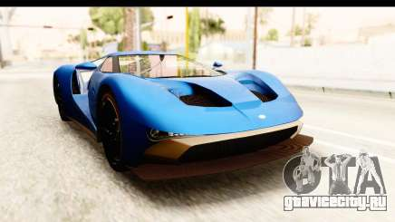 GTA 5 Vapid FMJ SA Style для GTA San Andreas