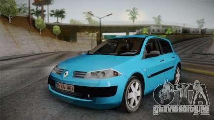 Renault Megane 2 Hatchback v2 для GTA San Andreas