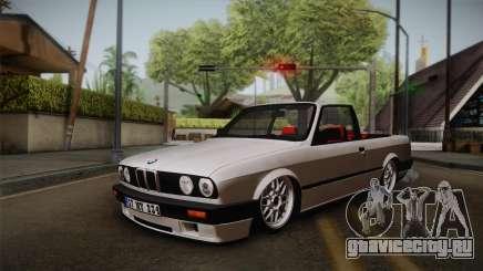 BMW M3 E30 1991 v2 для GTA San Andreas