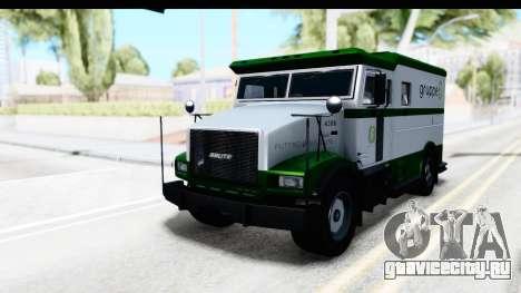 GTA 5 Stockade v1 IVF для GTA San Andreas