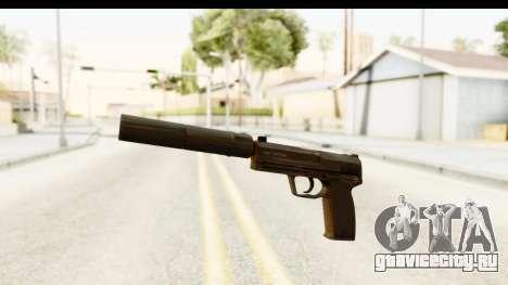 CS:GO - USP Silenced для GTA San Andreas