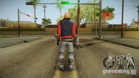 Will Smith - Deadshot v2 для GTA San Andreas третий скриншот