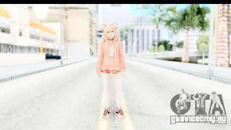 Marie Rose Newcomer Orange для GTA San Andreas