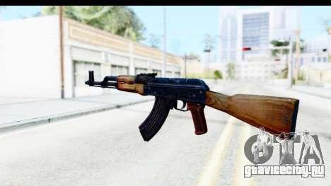 Kalashnikov AKM для GTA San Andreas второй скриншот