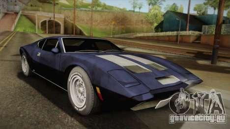 AMC AMX 3 39 1970 для GTA San Andreas
