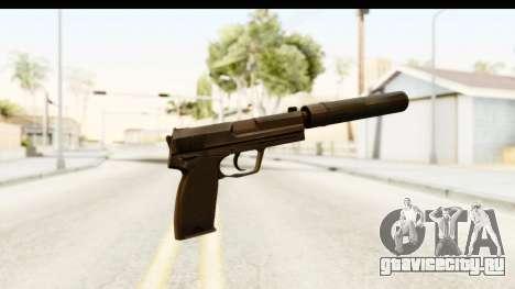 CS:GO - USP Silenced для GTA San Andreas второй скриншот