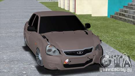 Lada Priora Brodyaga для GTA San Andreas