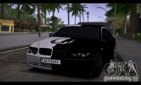 BMW 750i Smotra Kiev для GTA San Andreas