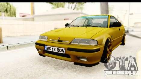 Rover 220 Gold Edition для GTA San Andreas вид сзади слева