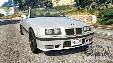 BMW 328i (E36) M-Sport [replace] для GTA 5