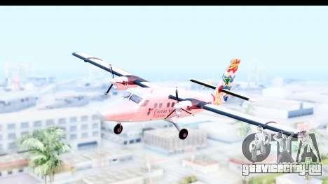 DHC-6-400 Cayman Airways для GTA San Andreas