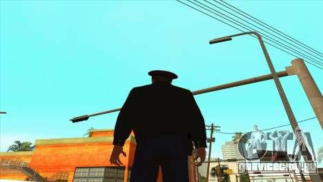 Майор МВД для GTA San Andreas четвёртый скриншот