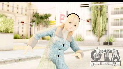 DoA 5: LR - Marie Rose Sweater для GTA San Andreas