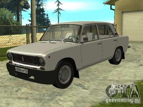 VAZ 21013 124RUS для GTA San Andreas